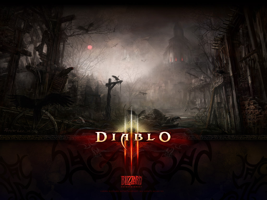DIABLO 3 III - CD-KEY (RU)