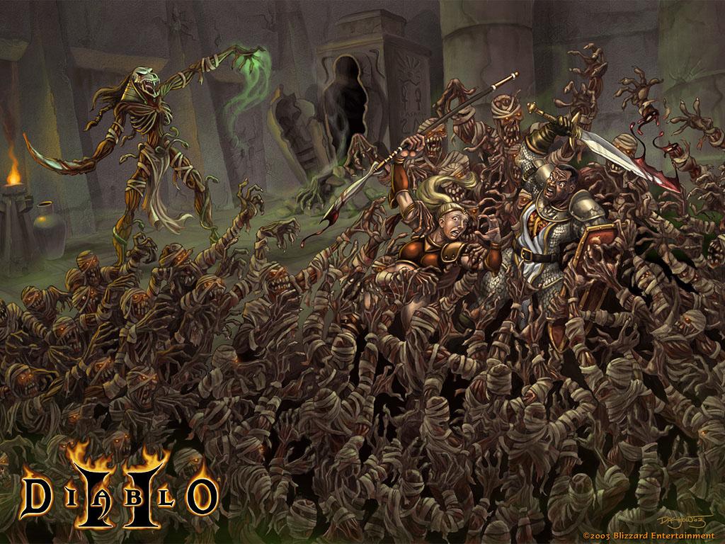 Сервер Diablo 2